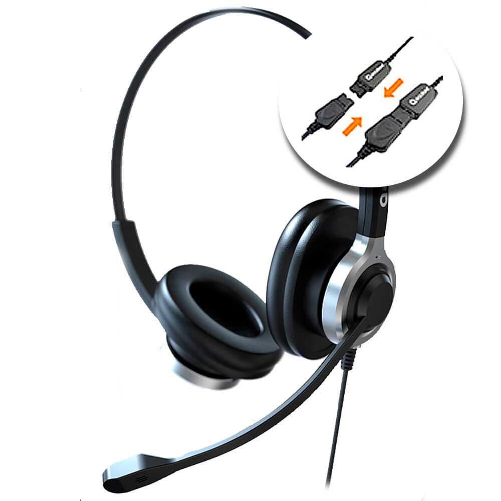 610MKII-Con Cable QD para Computadora